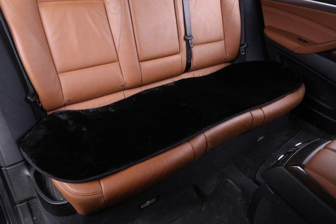 Накидка на заднее сиденье (Иск.короткий ворс)