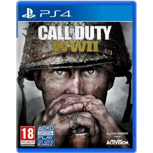 Игра Call of Duty : WWII (PS4, русская версия)
