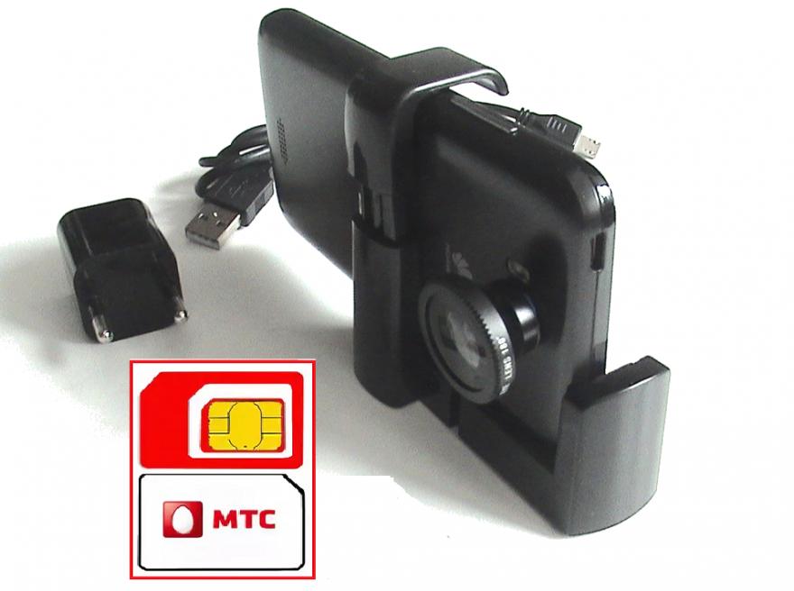 3G камера RealVisor МТС