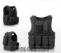Купить полицейский жилет 2 уровня(Police Vest Level 2) из PUBG