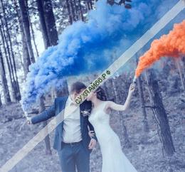 ФАКЕЛ дымовой ★ разные цвета