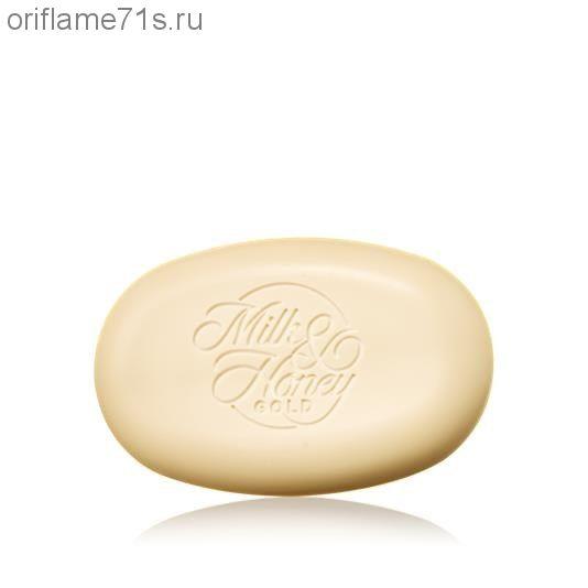 Крем-мыло «Молоко и мед – Золотая серия»