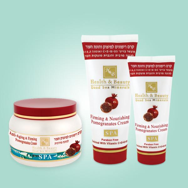 Гранатовый крем для подтягивания кожи Health & Beauty (Хелс энд Бьюти) 180 мл