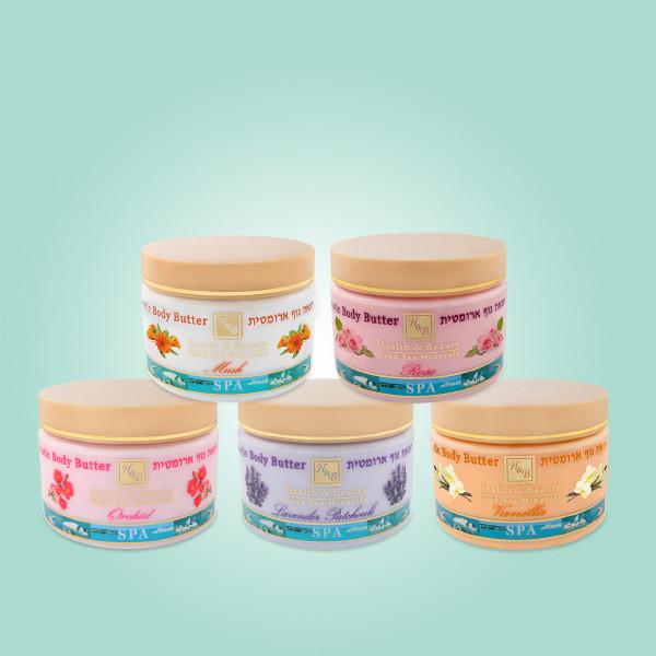 Ароматическое масло для тела Роза Health & Beauty (Хелс энд Бьюти) 350 мл