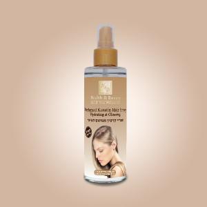 Ароматизированный спрей-блеск для волос c Кератином Health & Beauty (Хелс энд Бьюти) 200 мл