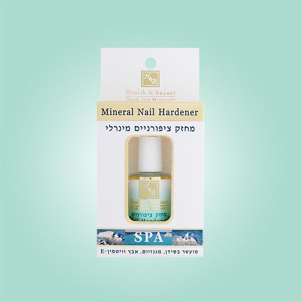 Минеральное средство для укрепления ногтей Health & Beauty (Хелс энд Бьюти) 17 мл