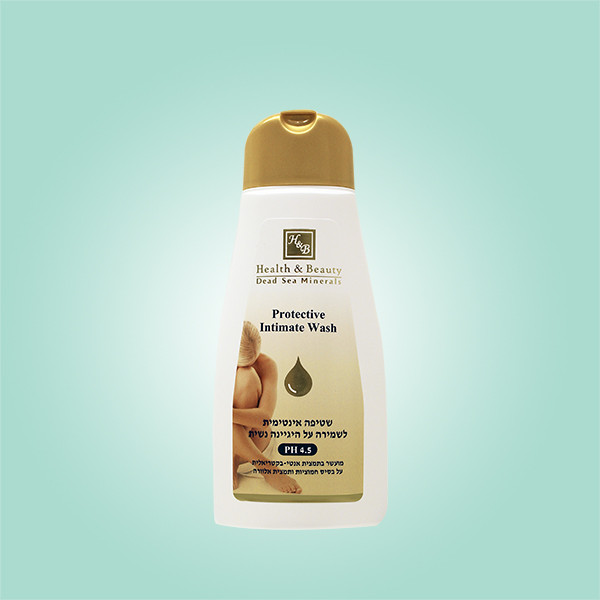 Мыло для интимной женской гигиены PH4.5 Health & Beauty (Хэлс энд Бьюти) 250 мл