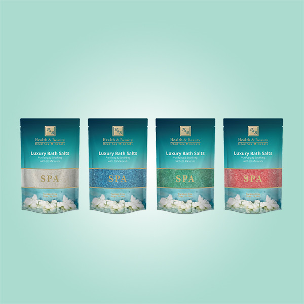 Соль Мёртвого моря для ванны Rose Health&Beauty (Хелс энд Бьюти) 300 г