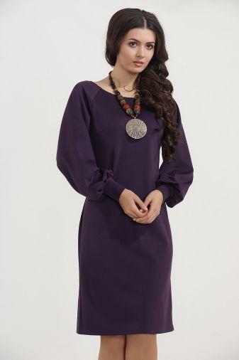 Платье 861 Фиолетовый