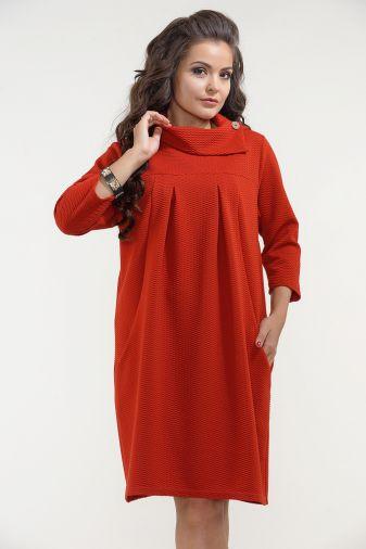 Платье 1817 Красный