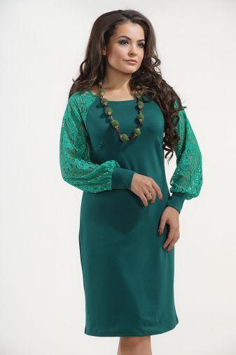 Платье 963.1 Зеленый