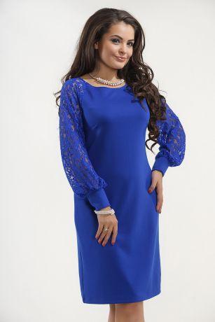 Платье 963.1 Васильковый