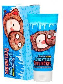 Elizavecca Hell-Pore Vitamin Brightturn Peeling Gel 150ml - витаминный пилинг гель для очищения лица