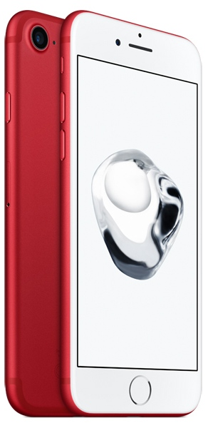 Apple iPhone 7 Red 256Gb