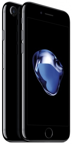 Apple iPhone 7 Jet Black 256Gb