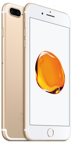 Apple iPhone 7 Plus Gold 256Gb