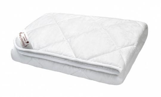 """Одеяло """"Лебяжий пух"""" гостиничное белое"""