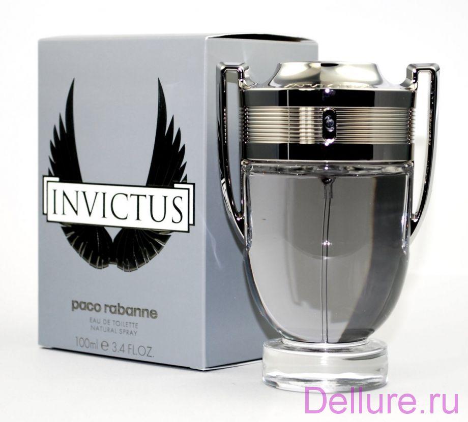 Версия Invictus (Paco Rabanne)