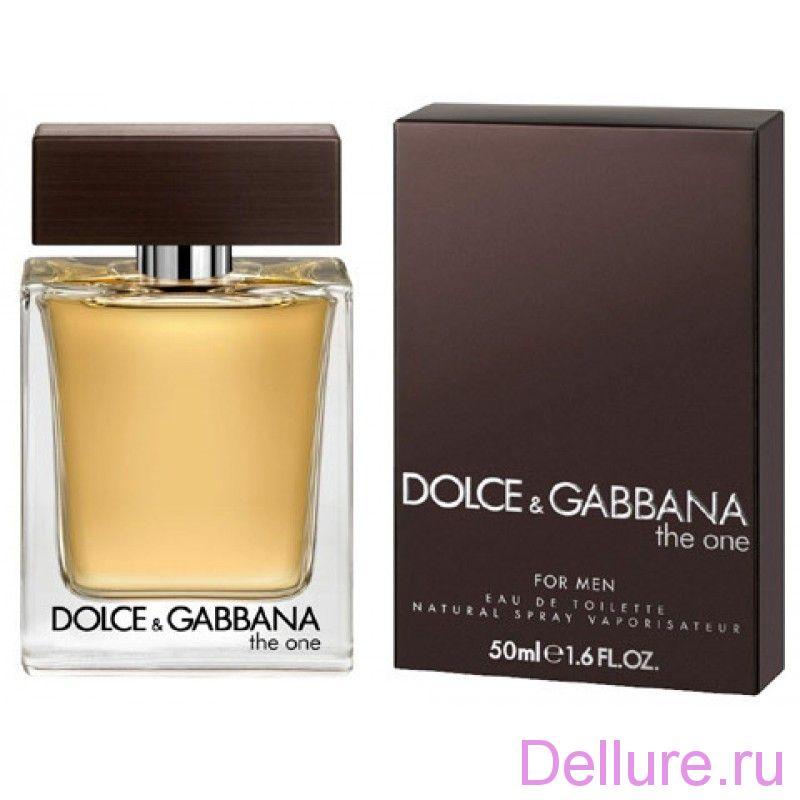 Версия The One For Man (Dolce & Gabbana)