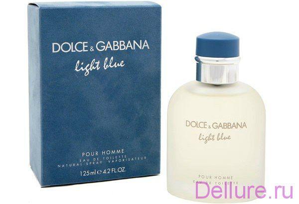 Версия Light Blue Pour Homme (Dolce & Gabbana)