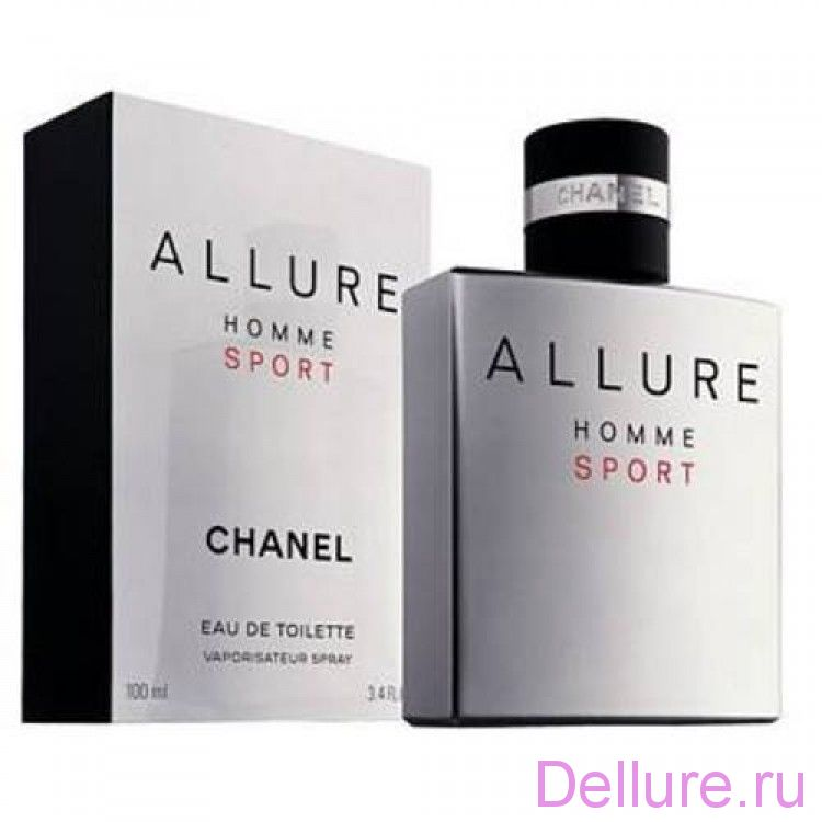 Версия Allure Homme Sport (Chanel)