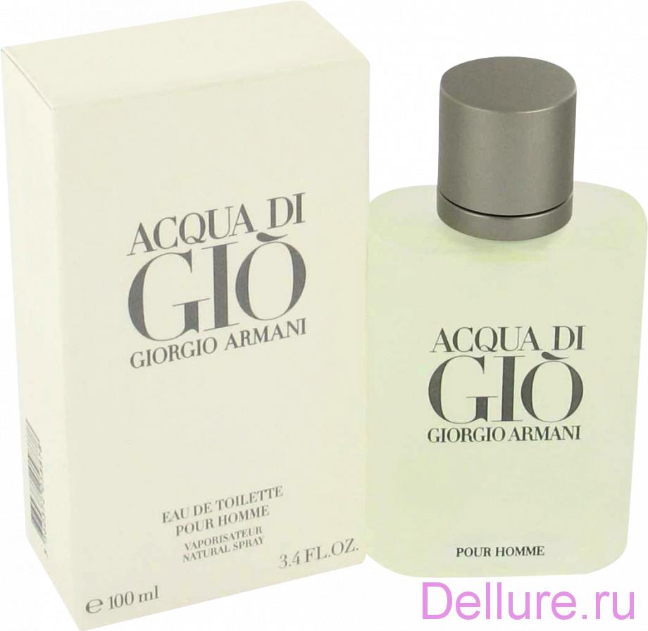 Версия Acqua Di Gio (Armani)