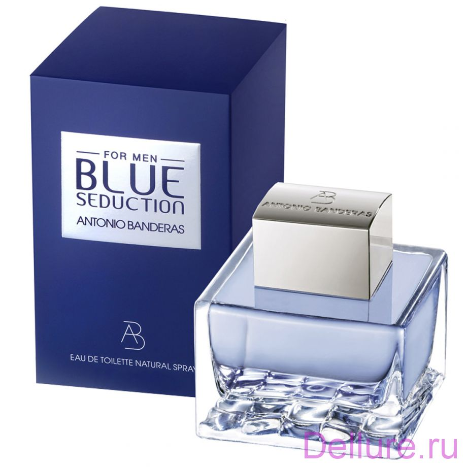 Версия Blue Seduction (Antonio Banderas)