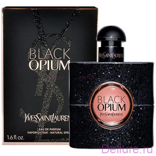 Версия Black Opium (Yves Saint Laurent)
