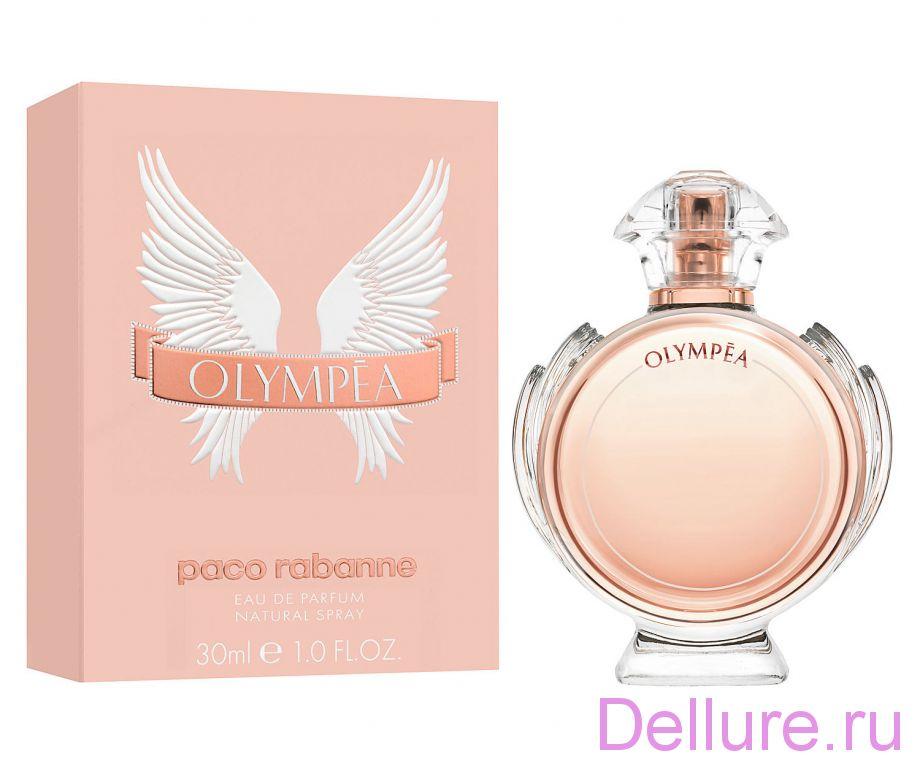Версия Olympea (Paco Rabanne)