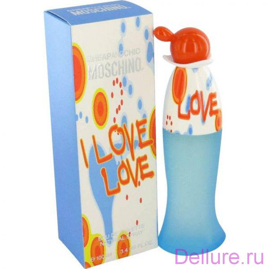 Версия I Love Love (Moschino)