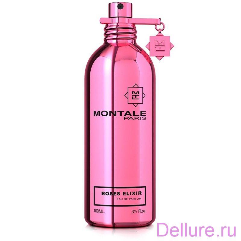 Версия Rose Elixir (Montale)