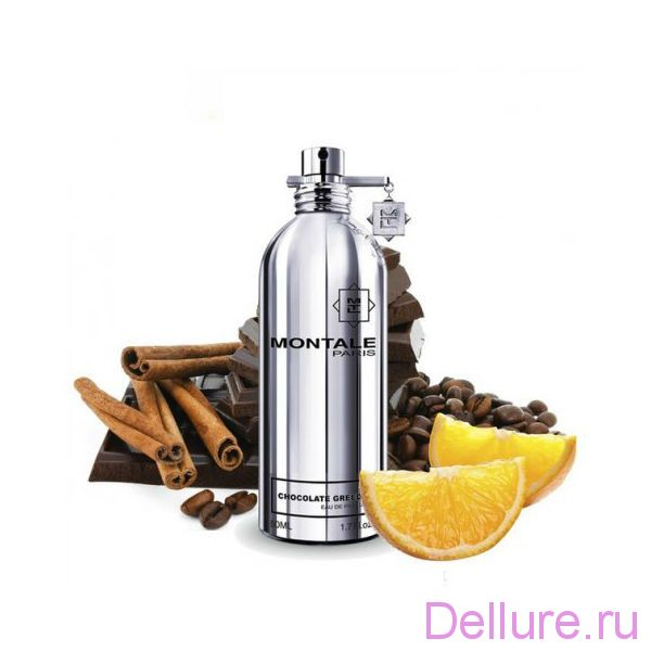 Версия Chocolate Greedy (Montale)