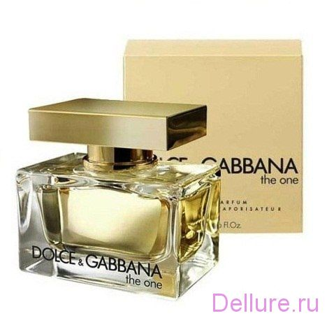 Версия The One (Dolce & Gabbana)