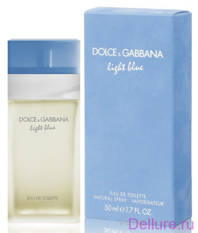 Версия Light Blue (Dolce & Gabbana) W