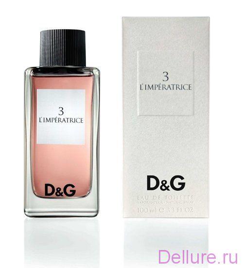 Версия L`Imperatrice №3 (Dolce & Gabbana)