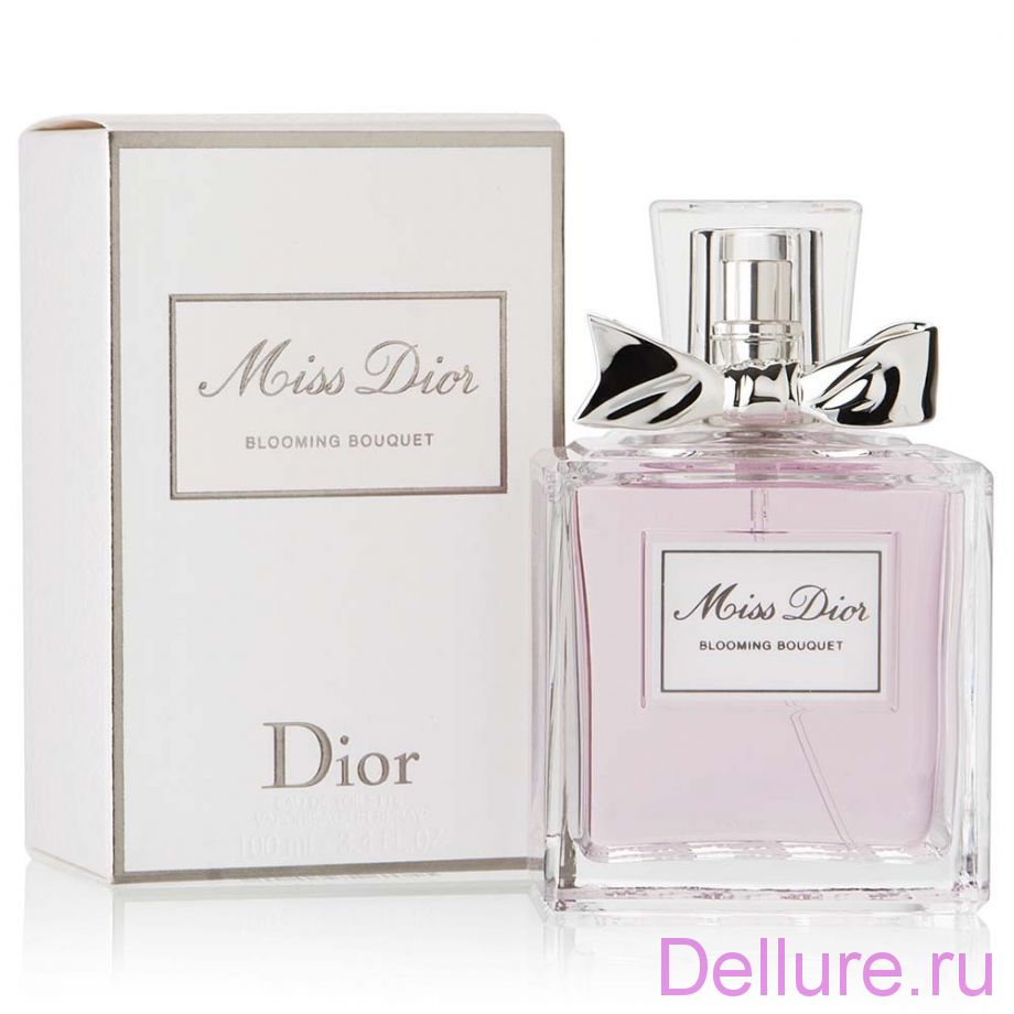 Версия Miss Dior Blooming Bouquet (Christian Dior)