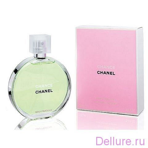 Версия Chance Eau Fraiche (Chanel)