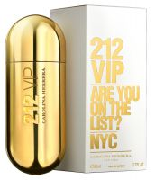 212 VIP (Carolina Herrera) купить с доставкой