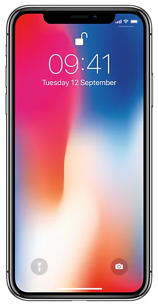 Apple iPhone X Space Grey 256 Gb