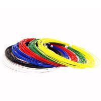 "Набор пластика для 3D ручек"" UNID ABS-6""  , 10 м, 6 цветов"