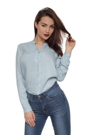 Блуза 29610 Голубой