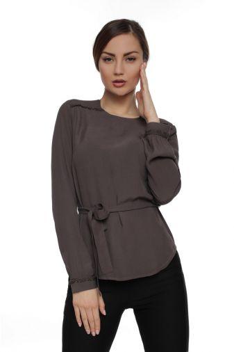 Блуза 29746 Серый