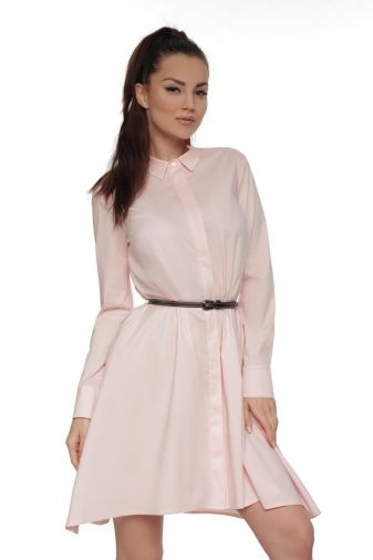 Платье 29659 Розовый