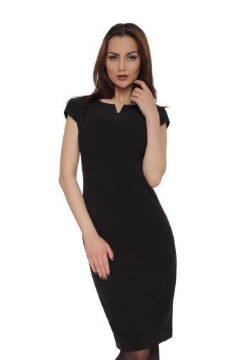 Платье 29678 Черный