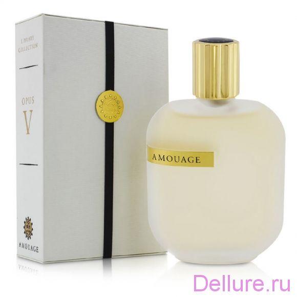 Версия Amouage Opus V