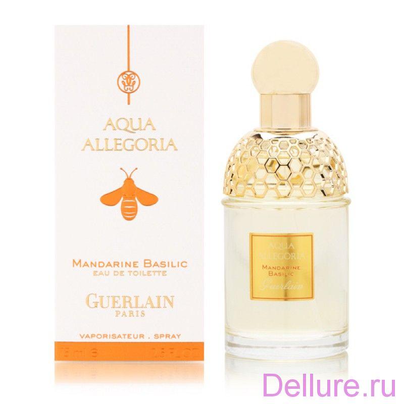 Версия Guerlain Aqua Allegoria Mandarine Basilic
