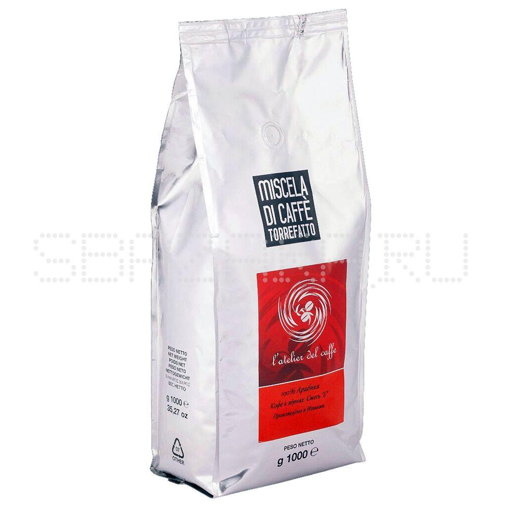 Кофе лавацца оро в зернах 1 кг