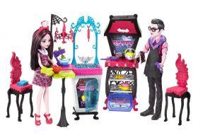 Игровой набор монстер хай Monster High Кухня вампиров