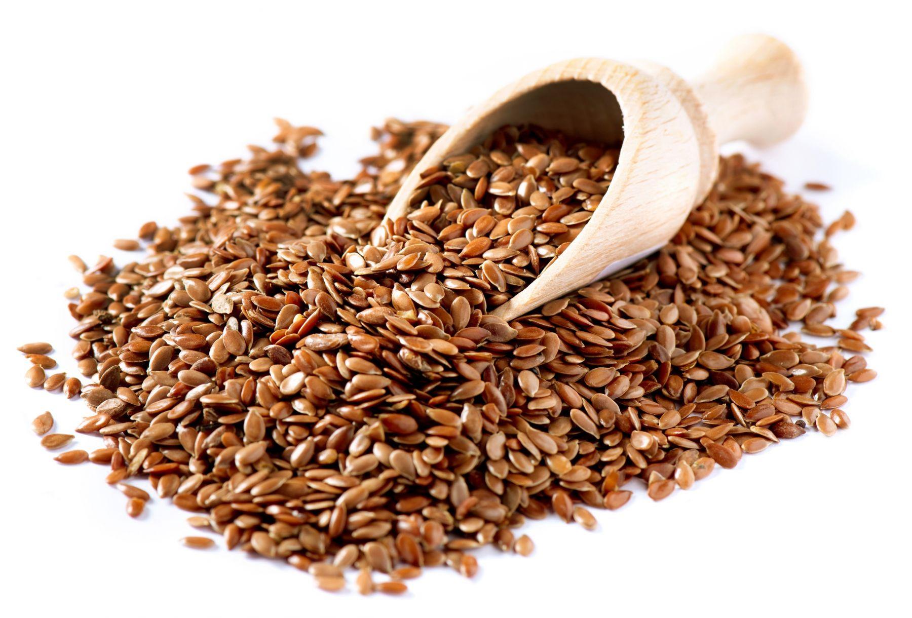 Отравление семена льна
