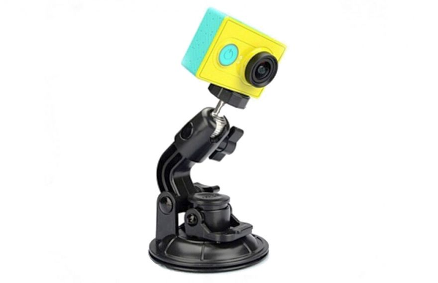 Автомобильное крепление для экшн-камеры